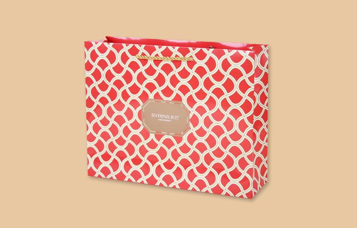 曲光包装解决方案-纸袋设计图的颜色度与印刷机印刷颜色相差大