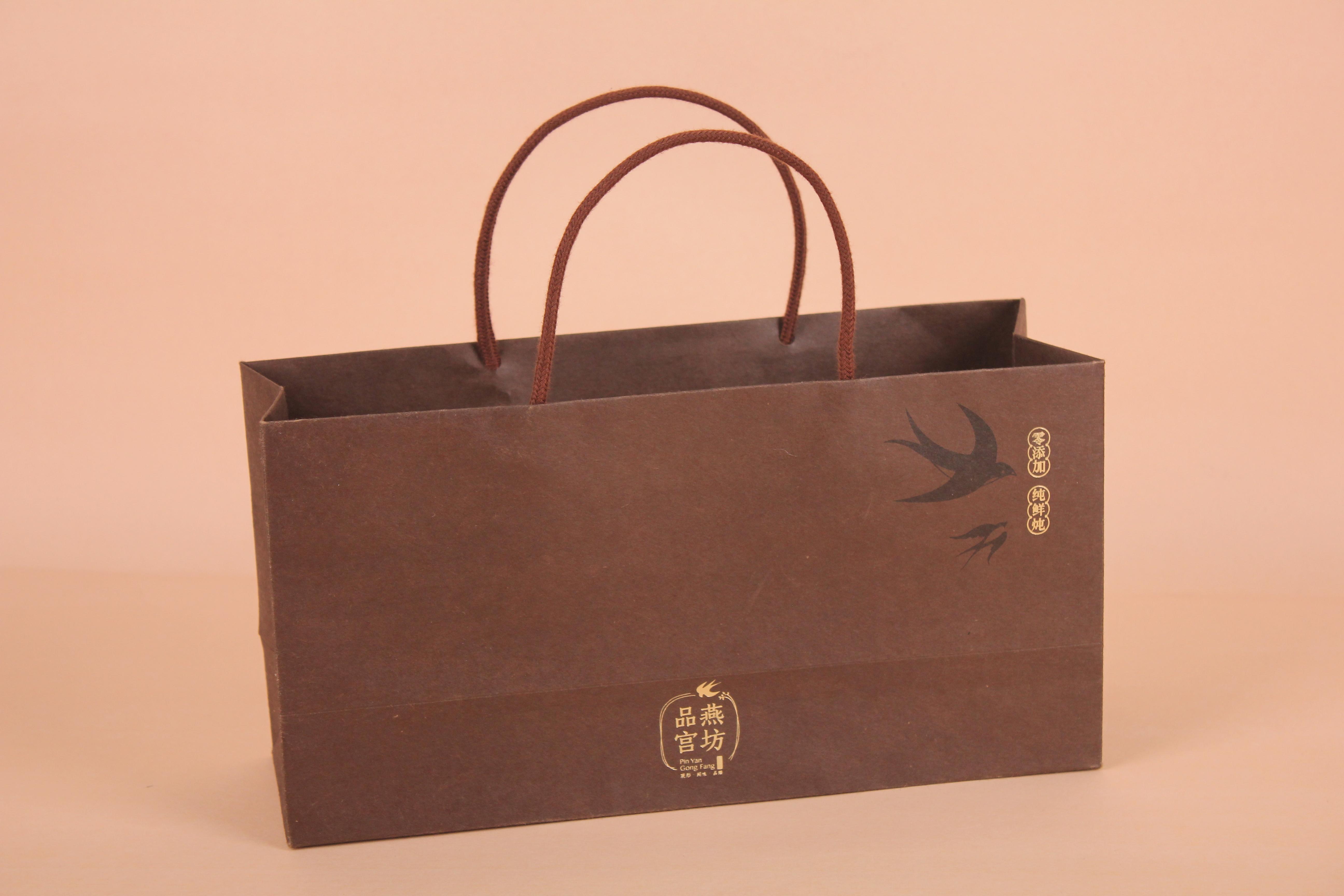 牛皮纸袋绿色且环保-杭州曲光包装材料有限公司图片