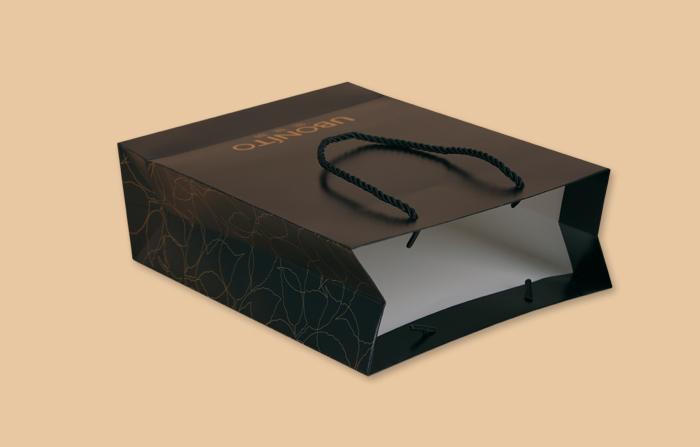 纸袋 曲光包装