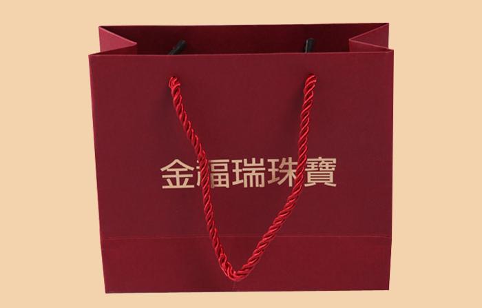 珠宝纸袋订制