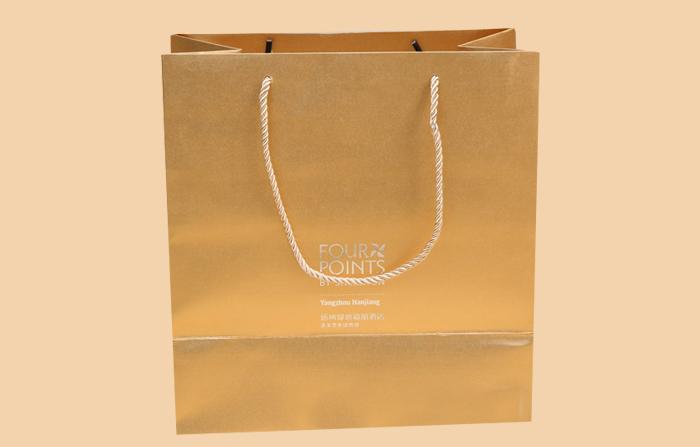 金卡纸珠宝纸袋