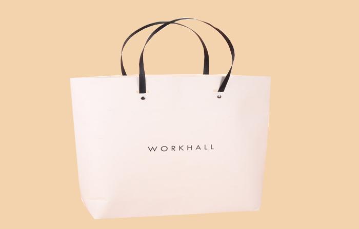 workhall服装纸袋