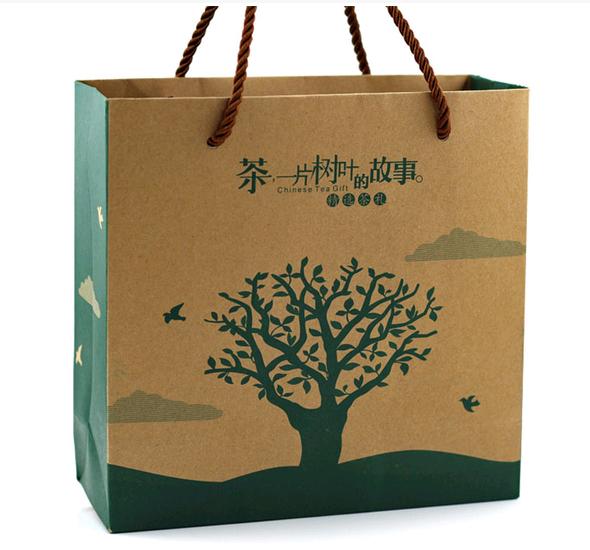 茶叶纸袋厂家